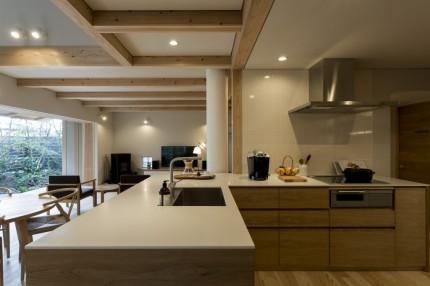 爽の家 キッチン