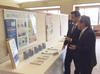 「第6回山口県産業技術振興奨励賞」表彰式が山口県庁で行われました。